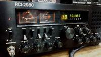 Ranger 2980 SSB CB Radio Base - 200.00