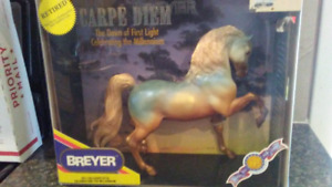 """Breyer"" 1/9 collectible ""Carpe Diem"" #1105"