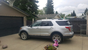 2013 Ford Explorer Limited.