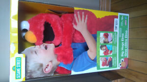 Brand new big hugs elmo
