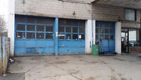 FULLY EQUIPPED Mechanic Shop for Rent in Toronto