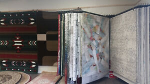 AREA RUGS CARPETS ALL SIZES SALE..627 PARK RD N BRANTFORD