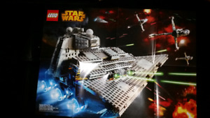 Lego Star Wars Imperial Star Destroyer Poster