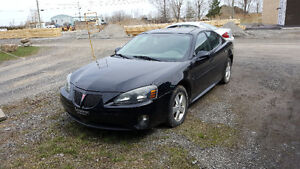 2007 Pontiac Grand Prix Berline