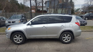 RAV4 SUV excellent condition 4wd 4cln sports limited