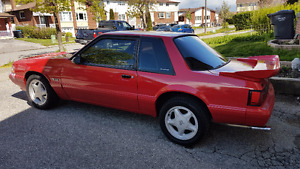 1993 Ford Mustang Coupe (2 door)