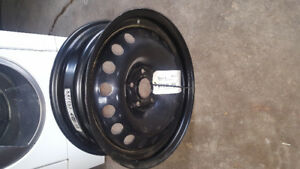 5 Brand New Rims (Never Used)