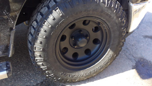 "Trade for dodge ram 1500 20""rims"