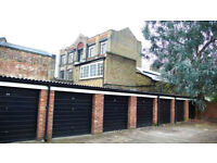 Lockable garages in secure compound near Imperial War Museum/Lambeth North