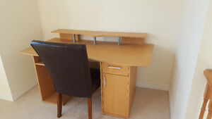 TABLE, CHAIR ,BED AND MATTRESS Peterborough Peterborough Area image 3