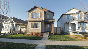 **5 BDRM 3.5 BATH HOME IN SW EDMONTON Available FEB 1st**