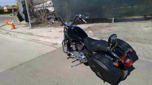 2006 Harley Davidson Sportster XL custom