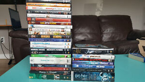 DVD/TV Series Collection - $50 obo