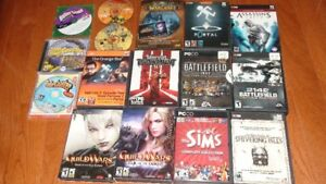 LOT of PC Games