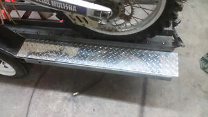 custom dirt bike trailer Cambridge Kitchener Area image 2