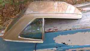 Convertible top for a Mercedes Early ,80's