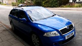 Skoda Octavia VRS 2.0l Diesel - FULL YEARS MOT