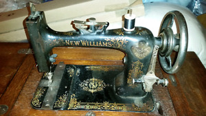 New Williams 90 to 100 yr old sewing machine
