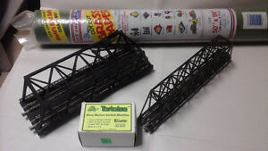 Various train items, N gauge and all gauges