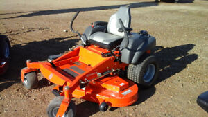 "HUSQVARNA MZ61 27HP BRIGGS, 61"" WELDED DECK"