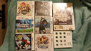 3DS RPGs  (New and used)