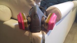 Masque de securité 3M avec capteur (neuf)