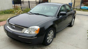 2007 Ford Five Hundred Fully Loaded Sedan