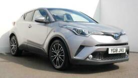 image for 2018 Toyota C-HR 1.8 Hybrid Excel 5dr CVT Auto Hatchback hybrid Automatic
