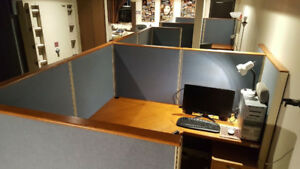 Open Office - WORK STATIONS