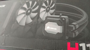 Corsair H110iGT  for Intel and AMD