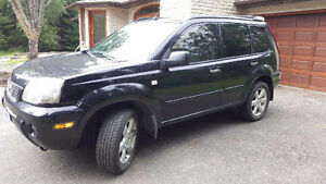 Safetied - 2006 Nissan X-trail LE SUV, Leather