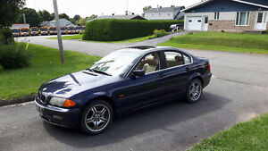 2001 BMW 3-Series 330xi Berline