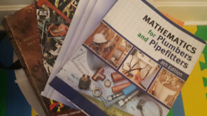 Text books NBCC plumbing and pipefitting