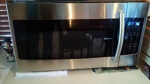 Samsung Micro ondes hotte / Over the range micro wave fan hood