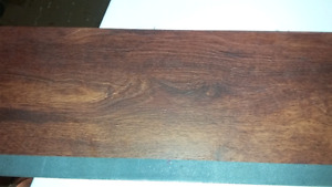 Laminate Flooring  (Cherry coloured)