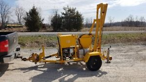 1993 Sherman Reilly UDH70T Underground Cable Puller