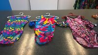 Child medium gymnastics bodysuits- NEGC
