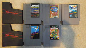 Nintendo Games for Sale (NES)