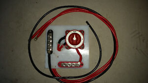 Marine 2 battery selector switch. # NEW #