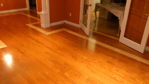 Hardwood Flooring and laminate installation