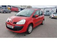 Renault Grand Modus Expression dCi 5dr DIESEL MANUAL 2008/08