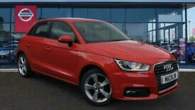 image for 2015 Audi A1 1.0 TFSI Sport 5dr Petrol Hatchback Hatchback Petrol Manual