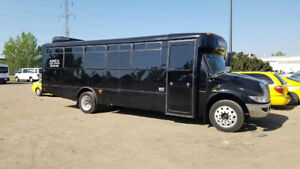 FOR SALE 2011 INTERNATIONAL PARTY BUS