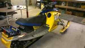 2006 MXZ 440X/800 PTEK with upgrades!!
