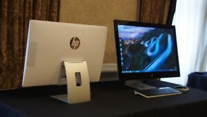 HP Pavilion touch all in one 23.8 - tactile - neuf - 850$