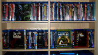 Blu-ray collection for sale