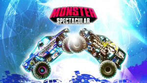 Monster Spectacular- Canadian Tire Centre - Ottawa, ON