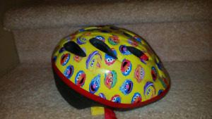 Sesame Street toddler bike helmet