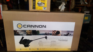 Cannon down rigger package