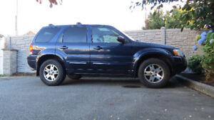 Ford Escape 2003 Limited for Sale